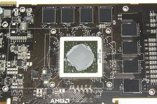 Radeon HD 5870 GPU und Speicher