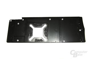 Radeon HD 5870 Kühlplatte