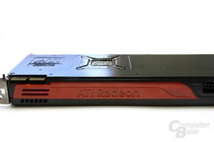 Radeon HD 5870 Schriftzug