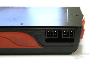 Radeon HD 5870 Stromanschlüsse