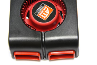 Radeon HD 5870 von oben