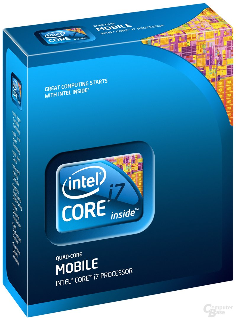 Core i7 Mobile box
