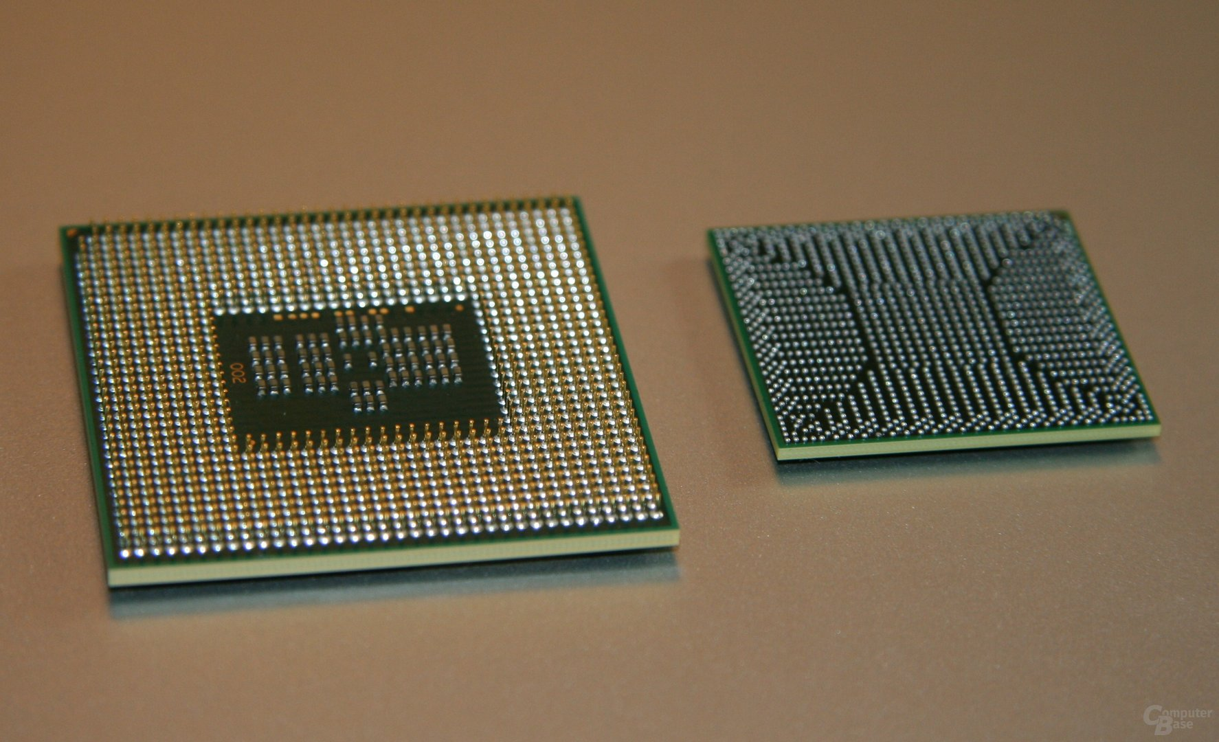 Intel Clarksfield und PM55-Chipsatz