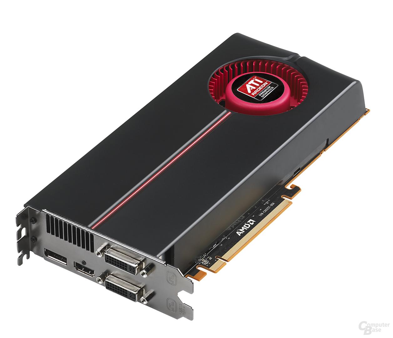 ATi Radeon HD 5858