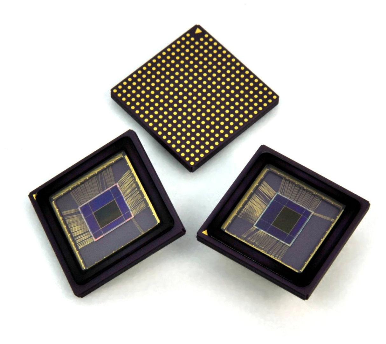 Samsungs SoC-Bildsensor für Mobiltelefone mit 5 Megapixel Auflösung
