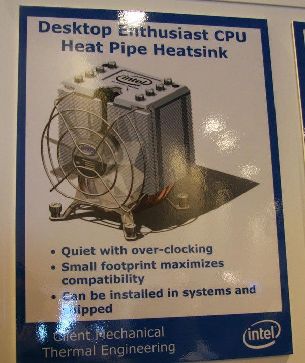 Intels neuer Kühler?