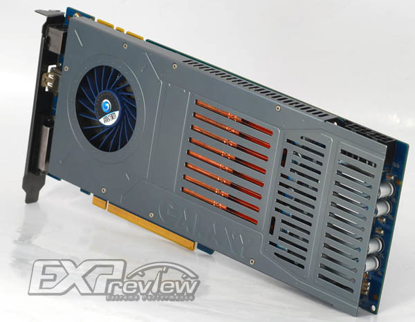 Galaxy GeForce GTX 260 Single-Slot