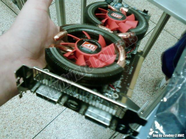 ATi Radeon HD 5850 X2?