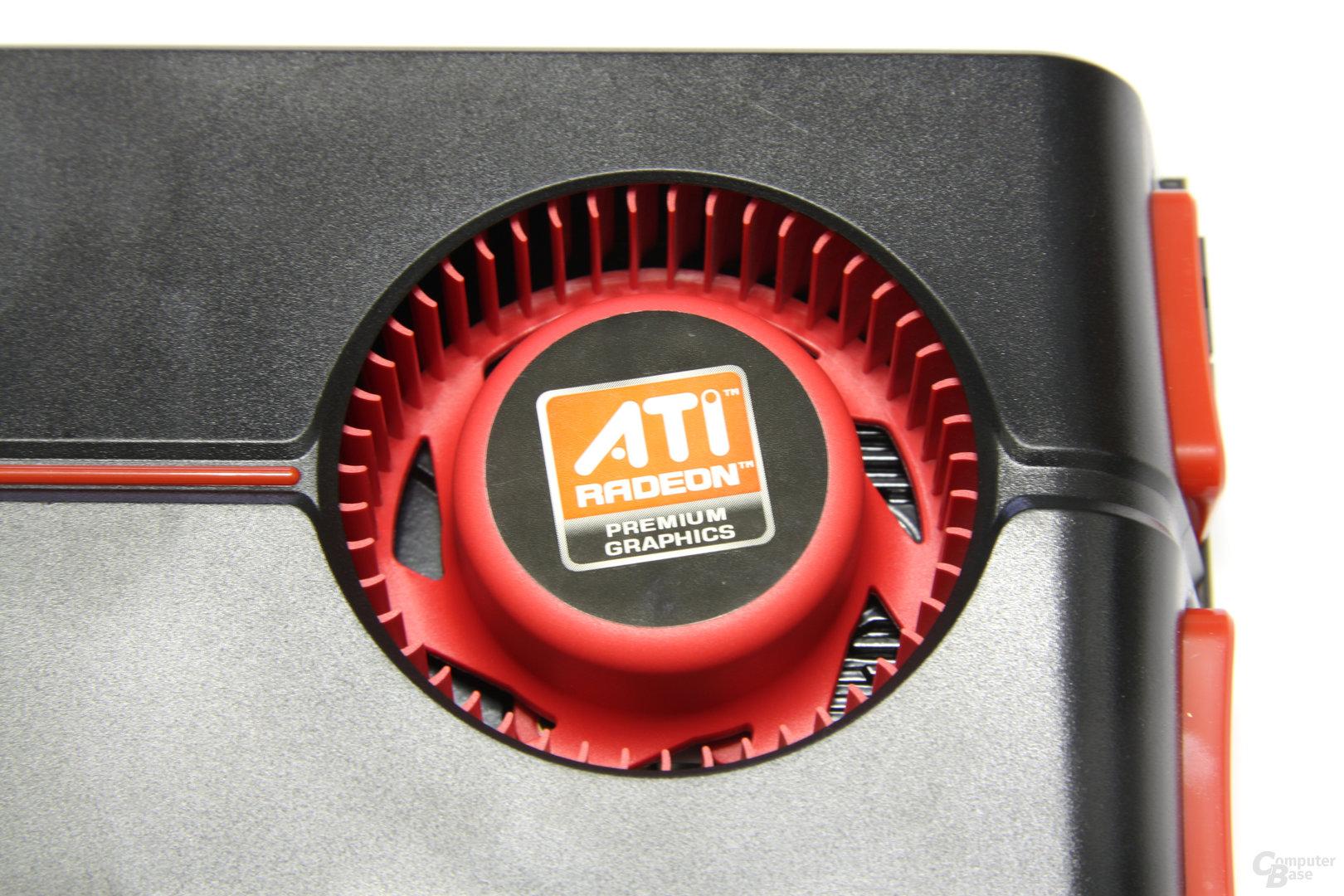 Radeon HD 5850 Lüfter