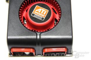 Radeon HD 5850 von oben
