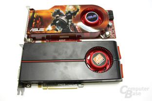 HD 5850 gegen HD 4890
