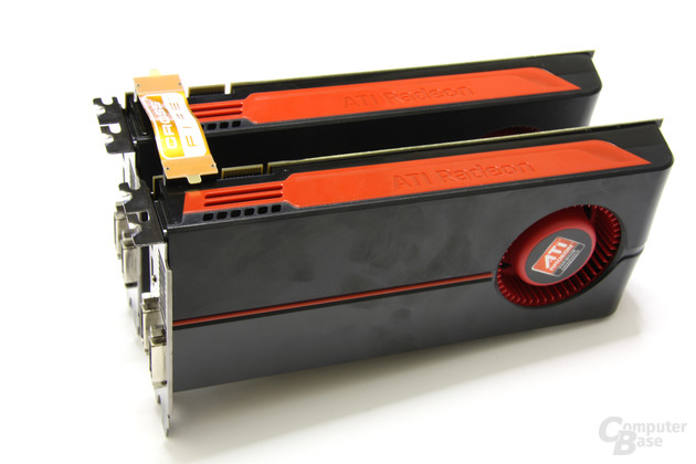 Radeon HD 5850 CrossFire