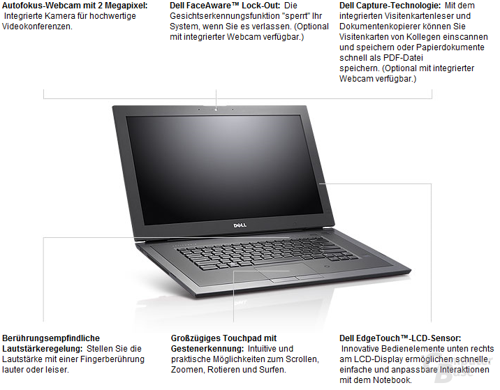 Dell Bringt Ultraflaches 16 Notebook Latitude Z Computerbase