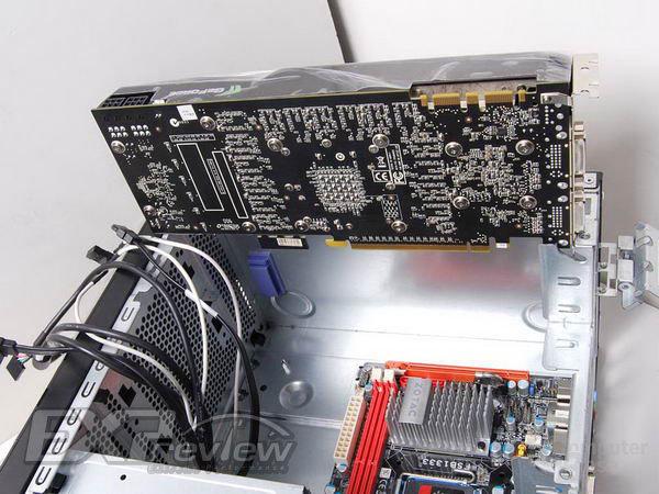 Zotac GTX 260 mit kurzem PCB