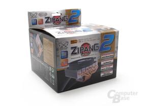 Zipang 2 Verpackung