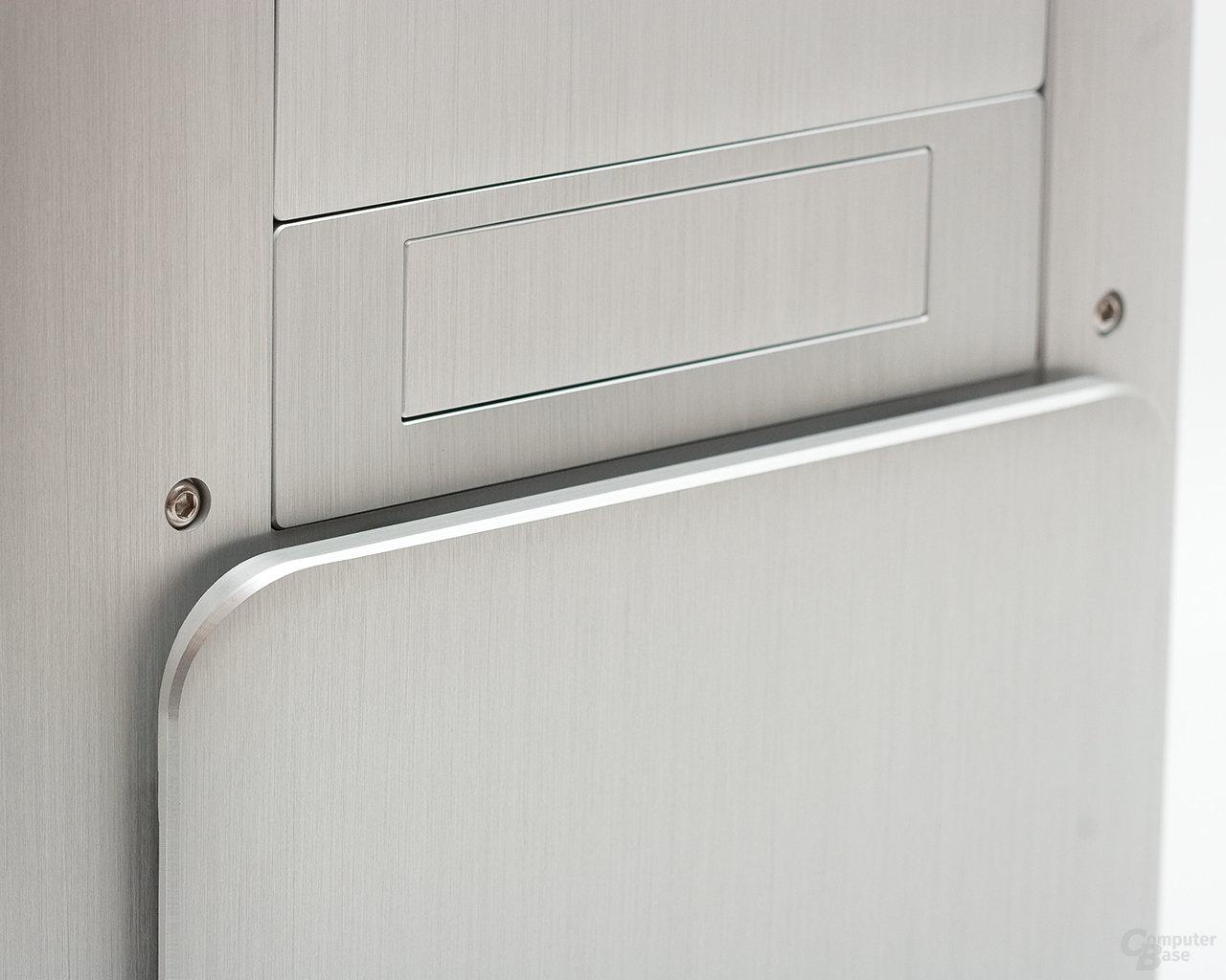 Cooler Master ATCS 840 – Frontdetail
