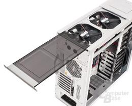 Cooler Master ATCS 840 – Gitter