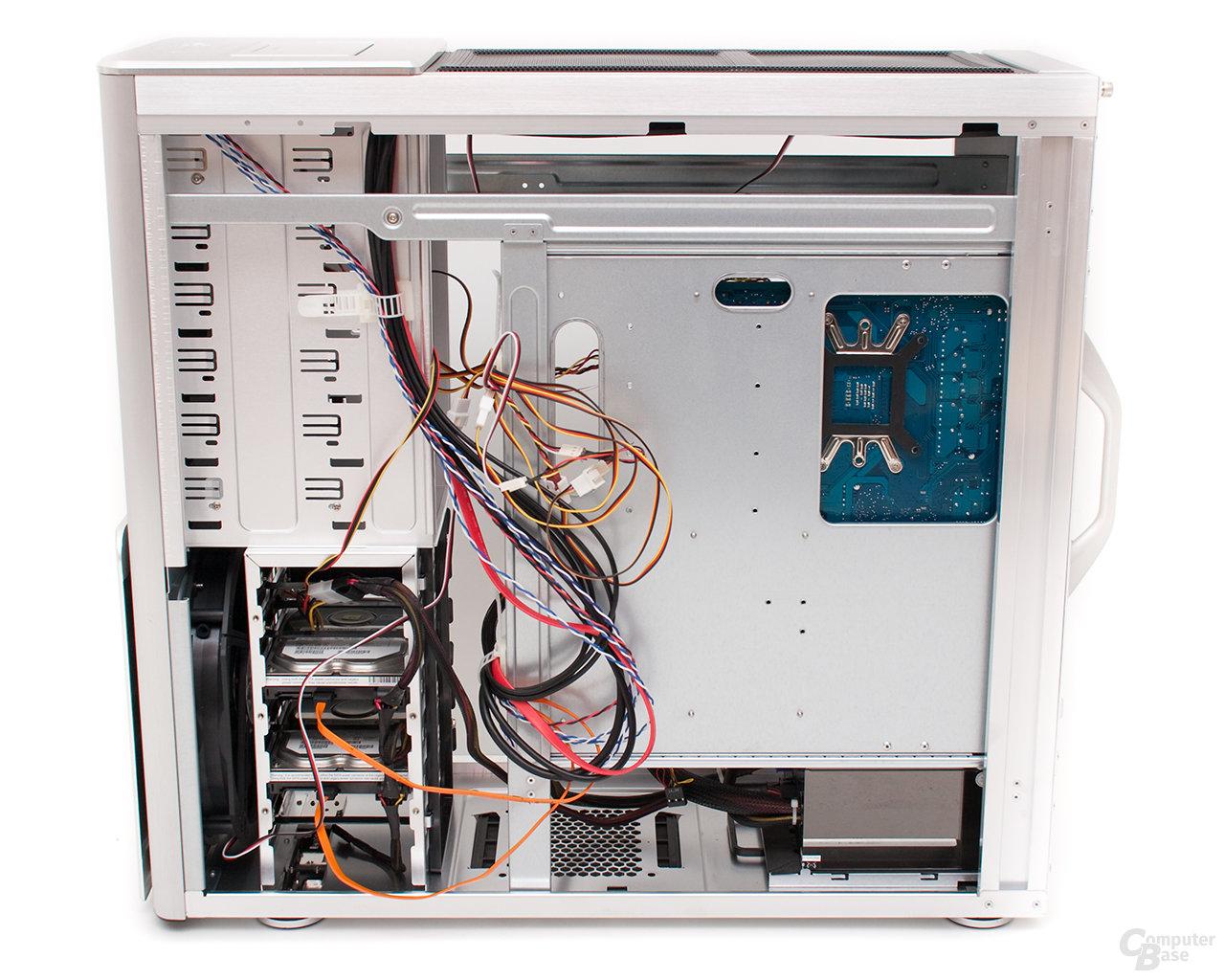 Cooler Master ATCS 840 – Testsystem