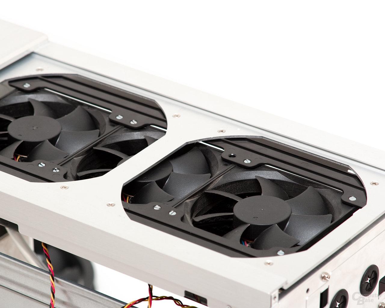 Cooler Master ATCS 840 – Radiator