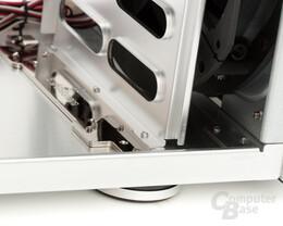 Cooler Master ATCS 840 – Innenraumdetail
