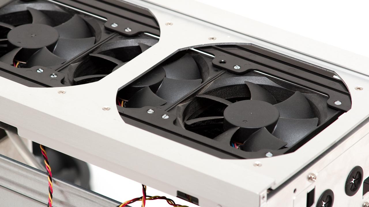 Cooler Master ATCS 840 im Test: In Anlehnung an glorreiche Zeiten