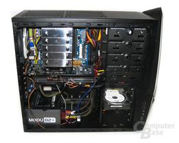 NZXT LeXa S – Verbaute Hardware
