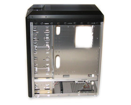 Lian Li Armorsuit PC-P50 – Seitenansicht rechts
