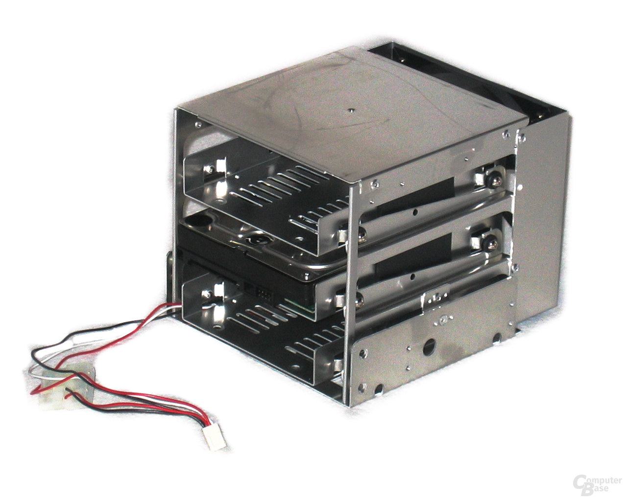 Lian Li Armorsuit PC-P50 – Festplattenkäfig