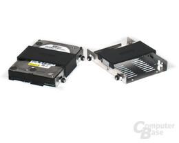 Lian Li Armorsuit PC-P50 – Festplattenhalterung