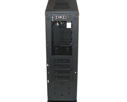 Corsair Obsidian 800D – demontierte Front