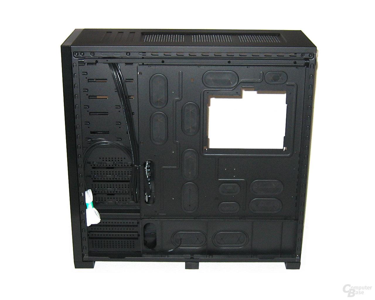 Corsair Obsidian 800D – Innenraum rechts