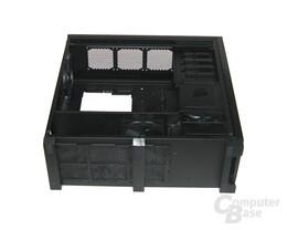 Corsair Obsidian 800D – Unterboden