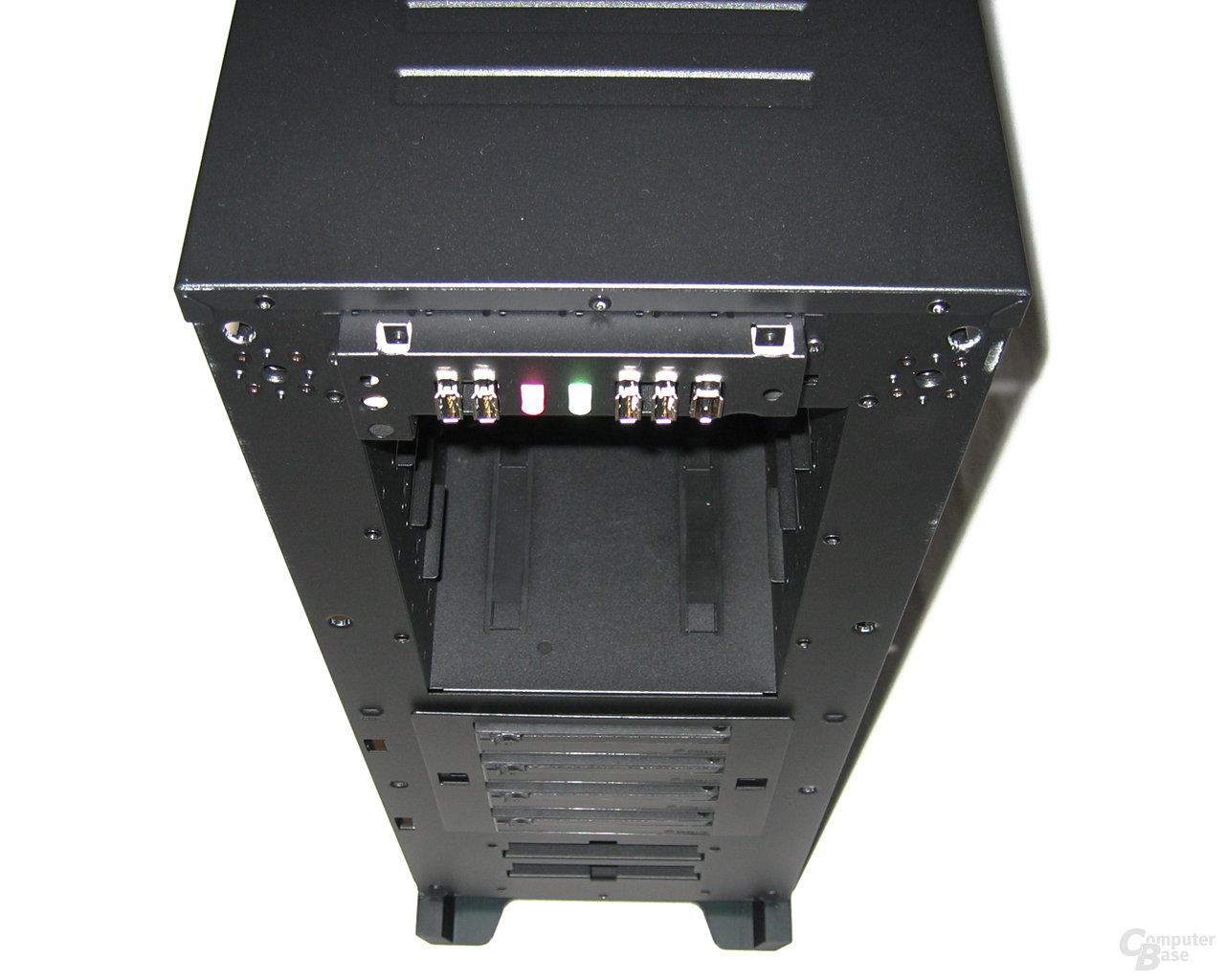 Corsair Obsidian 800D – Port-Kit