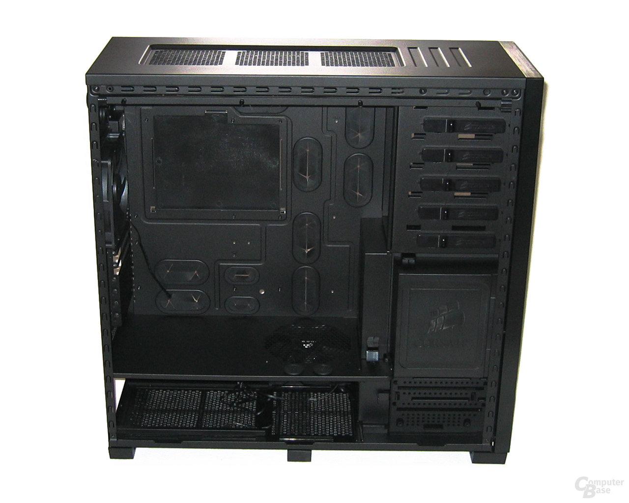 Corsair Obsidian 800D – Innenraum