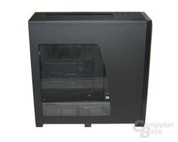 Corsair Obsidian 800D – Seitenansicht links