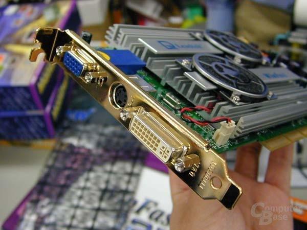 GeForce 4 Ti4600