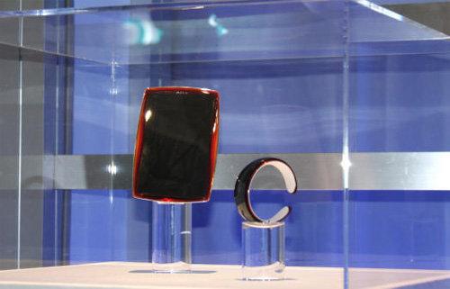 Konzept-OLEDs von Sony