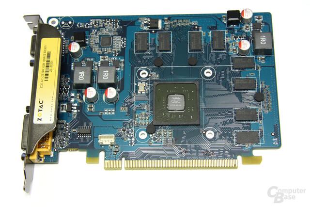 GeForce GT 220 ohne Kühler