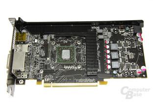 Radeon HD 5770 mit Speicherkühler