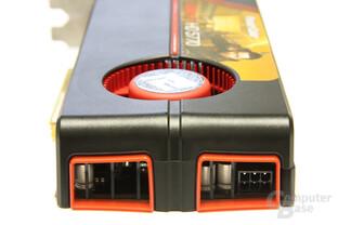 Radeon HD 5770 von hinten