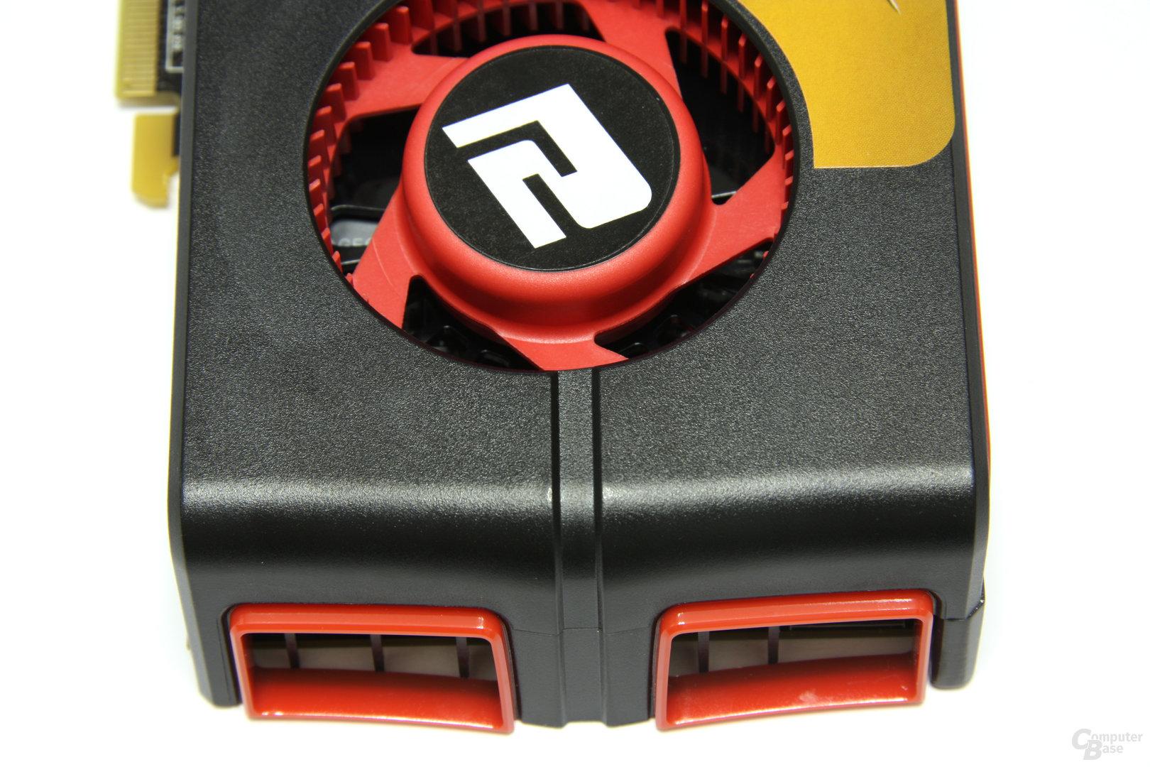 Radeon HD 5770 von oben