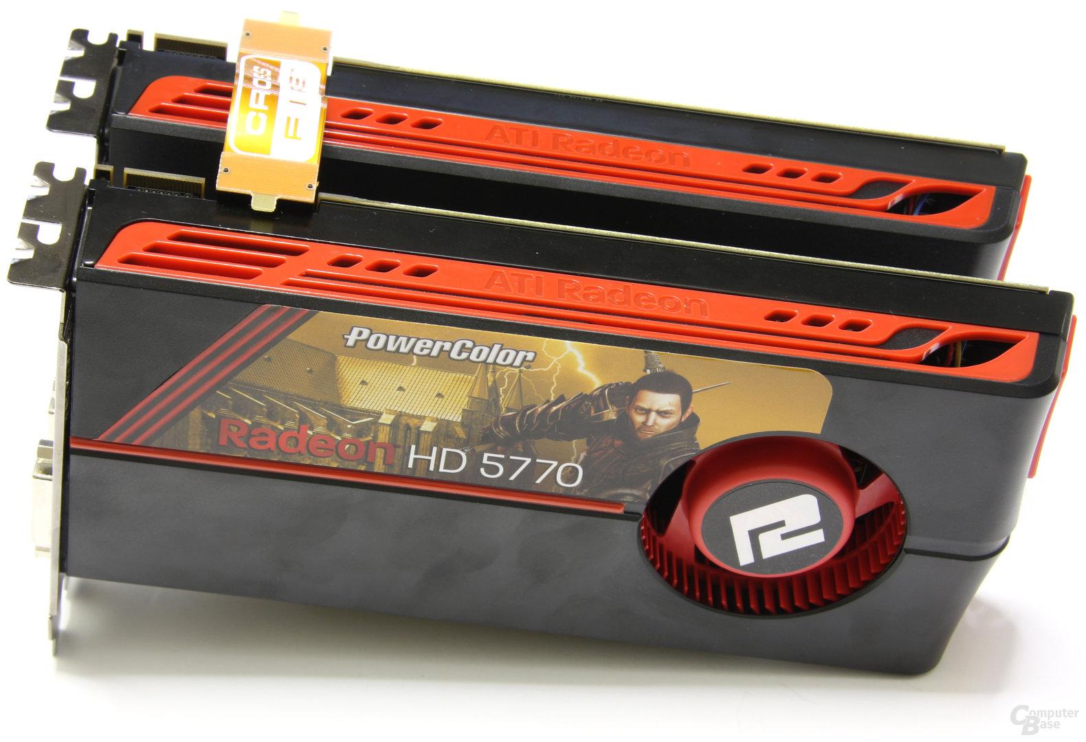 ATi Radeon HD 5770 CrossFire