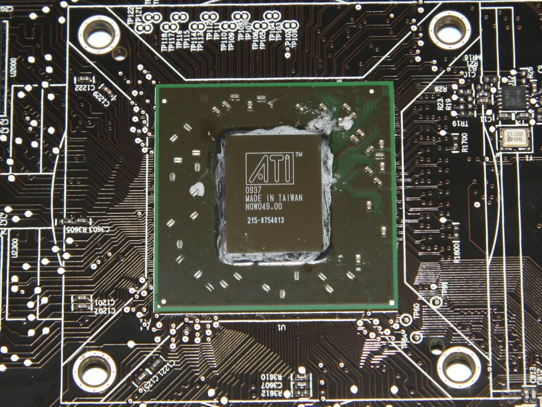 Radeon HD 5770 RV840-GPU