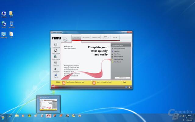 Nero 9 StartSmart – Multimediaprojekte organisieren