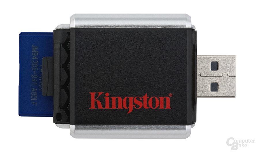 MobileLite G2 mit microSD- und SD-Card