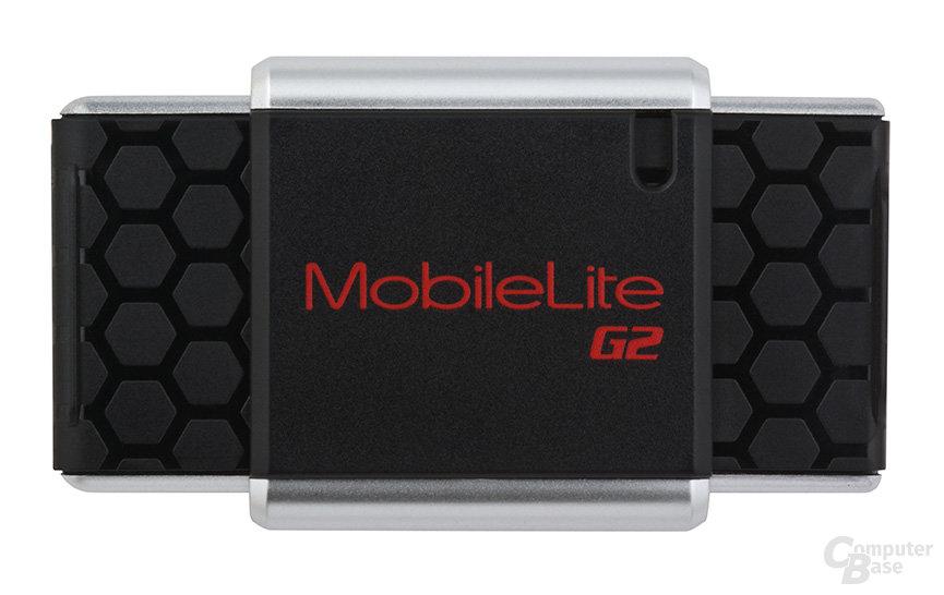 MobileLite G2 mit Schutzkappe