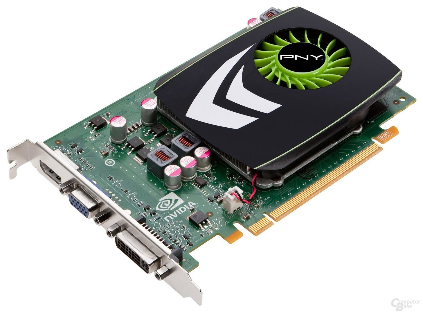 PNY GeForce GT 220
