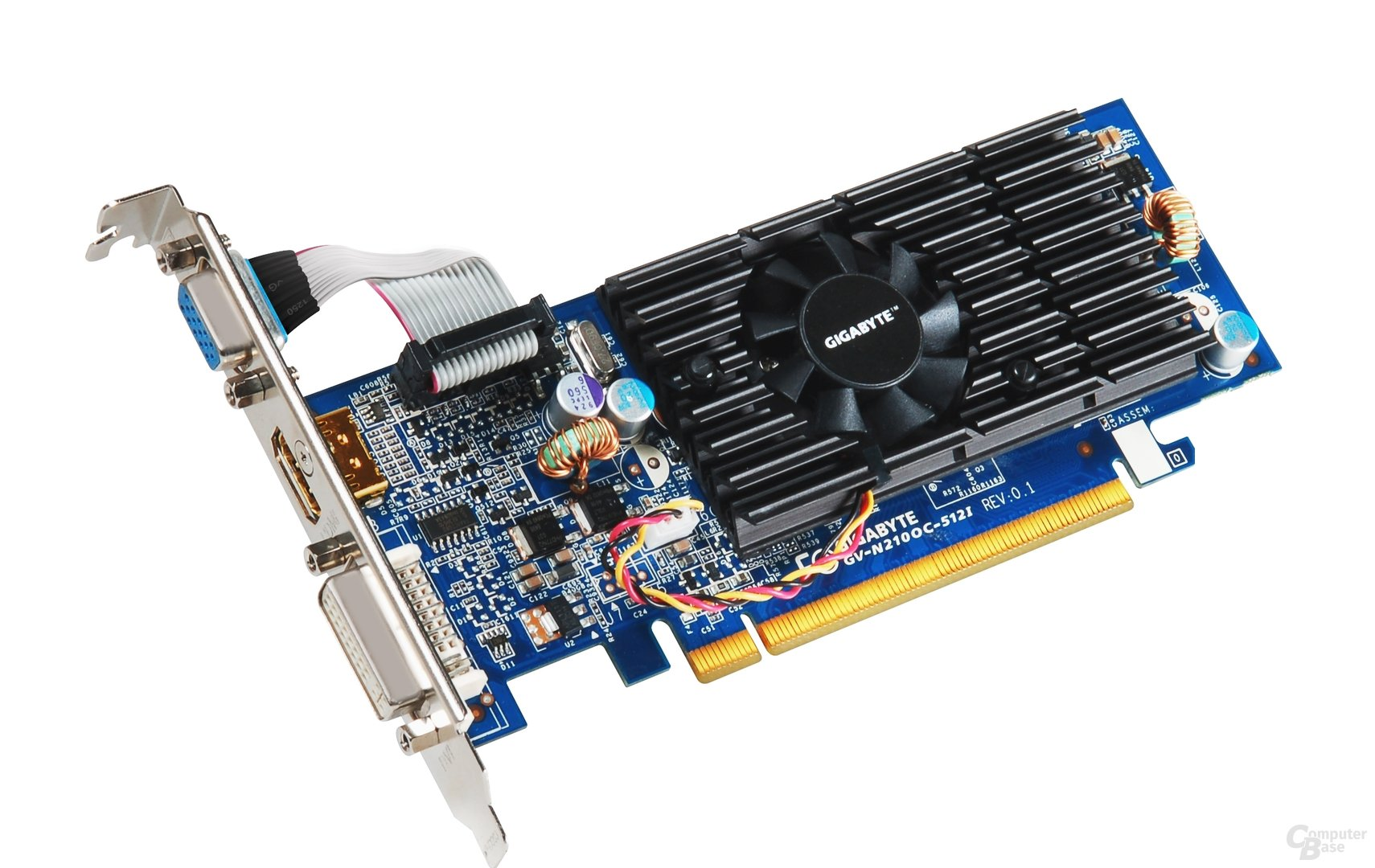 Gigabyte GeForce 210