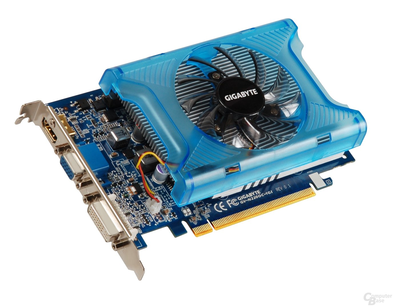 Gigabyte GeForce GT 220