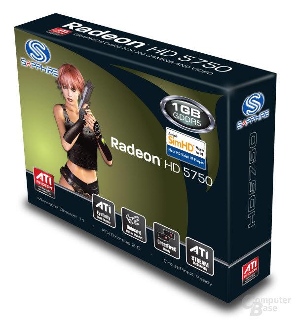 Sapphire Radeon HD 5750